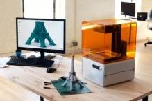Стереолитография SLA 3d принтер